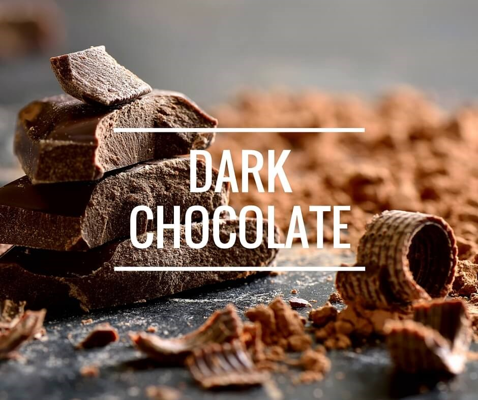 Dark Chocolate and Your Teeth